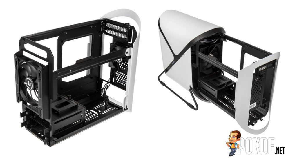 BitFenix announces its BitFenix Portal mini-ITX case - No more pillow 24