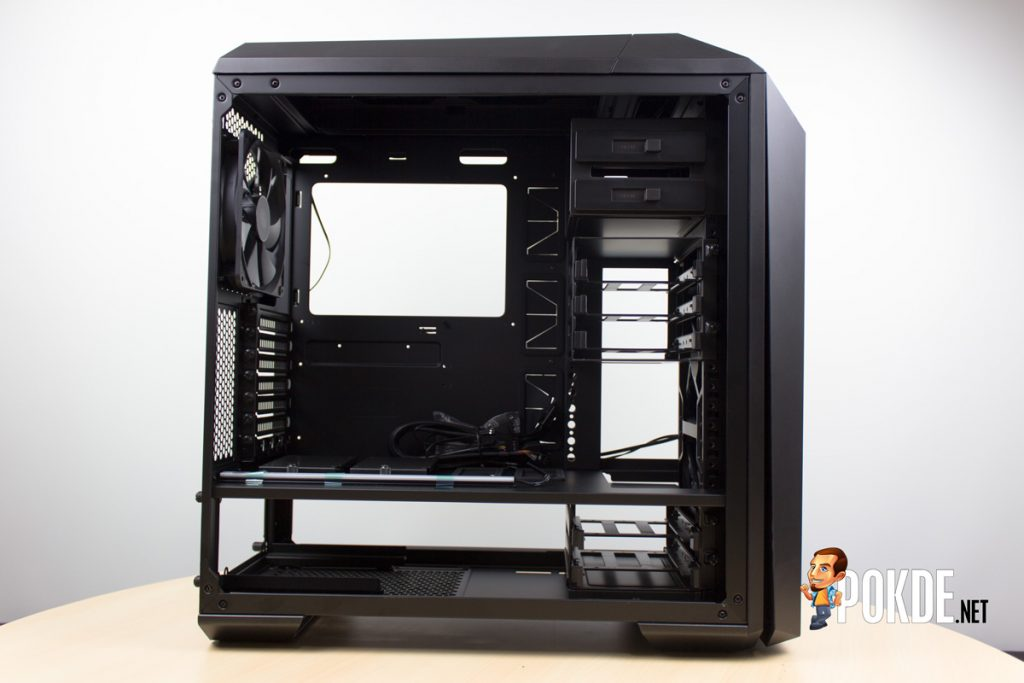 MasterCase Maker 5 by Cooler Master case review — decked out 38