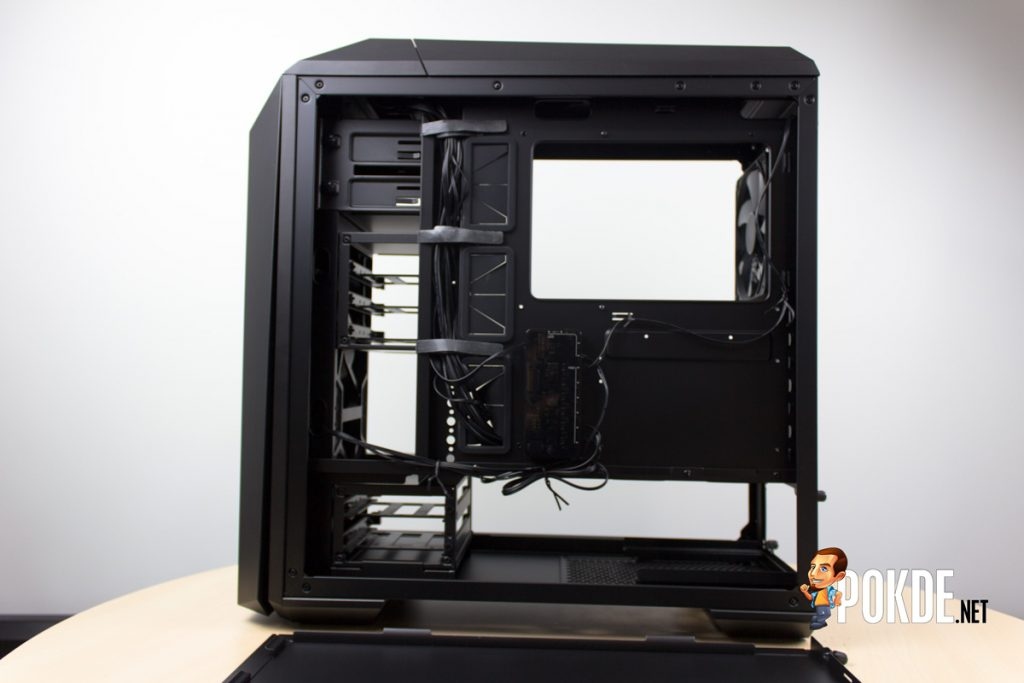 MasterCase Maker 5 by Cooler Master case review — decked out 42
