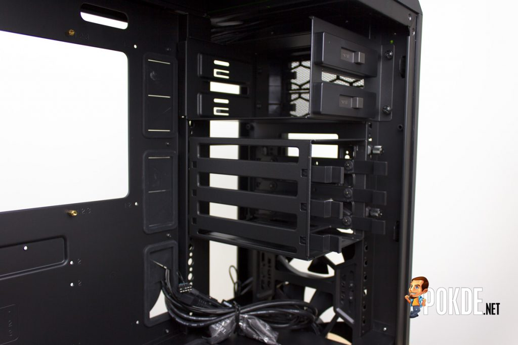 MasterCase Pro 5 NVIDIA Edition by Cooler Master case review — Make them turn green with envy 38