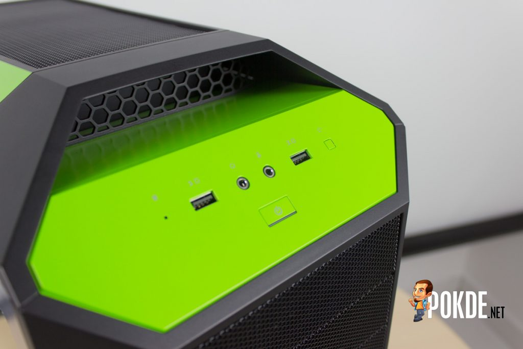 MasterCase Pro 5 NVIDIA Edition by Cooler Master case review — Make them turn green with envy 30