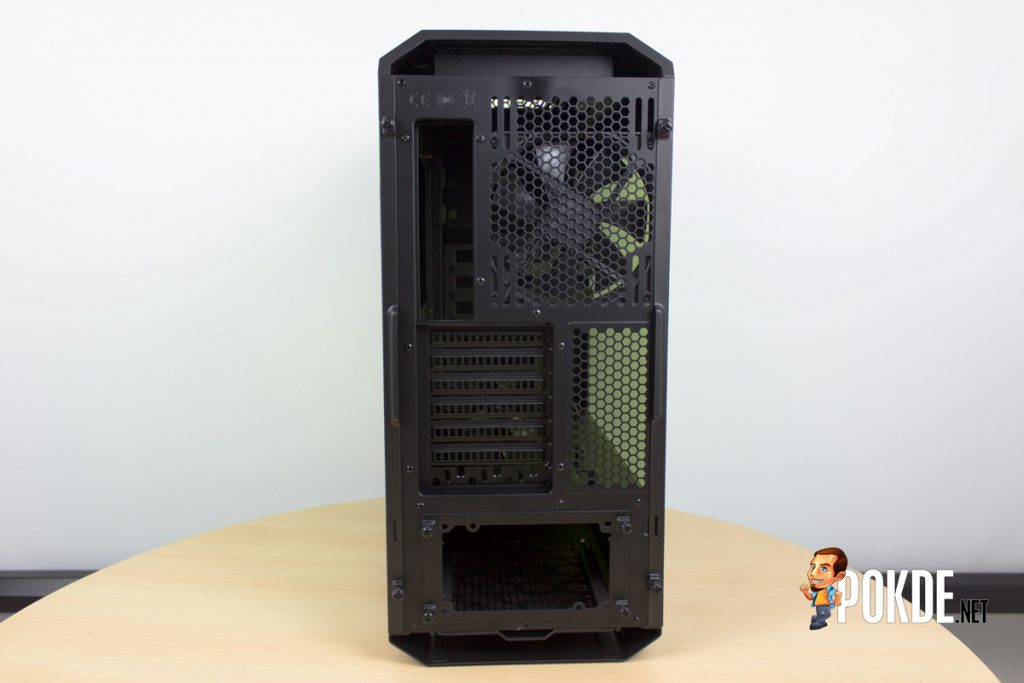MasterCase Pro 5 NVIDIA Edition by Cooler Master case review — Make them turn green with envy 33