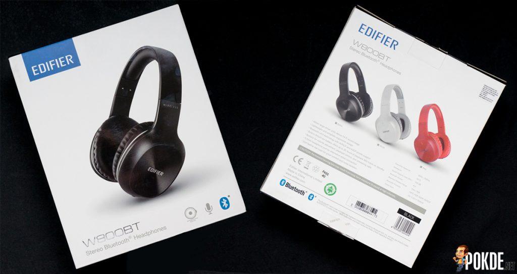 Edifier W800BT Bluetooh headphones review— Basic wireless audio for bassheads 23