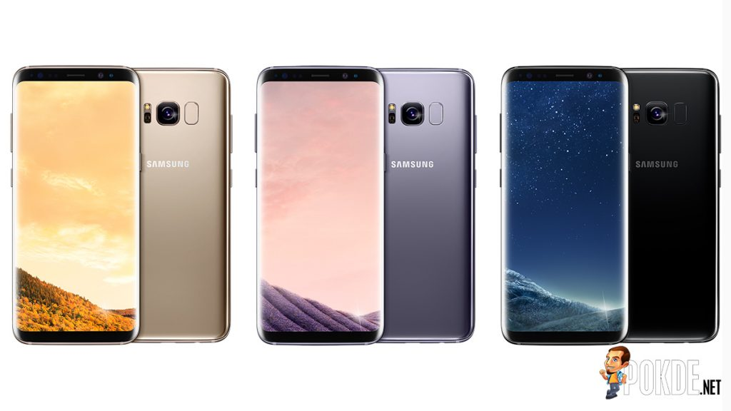 Get your Samsung Galaxy S8 and S8+ at these roadshows for extra goodies! 23