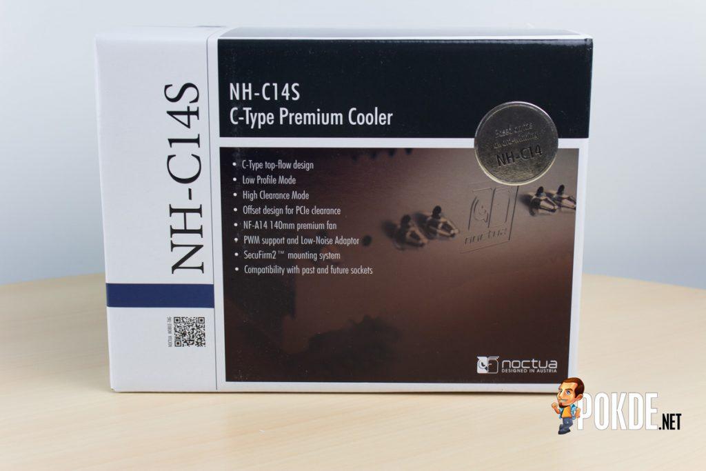 Noctua NH-C14S Low Profile Cooler Review - It's burger time 23