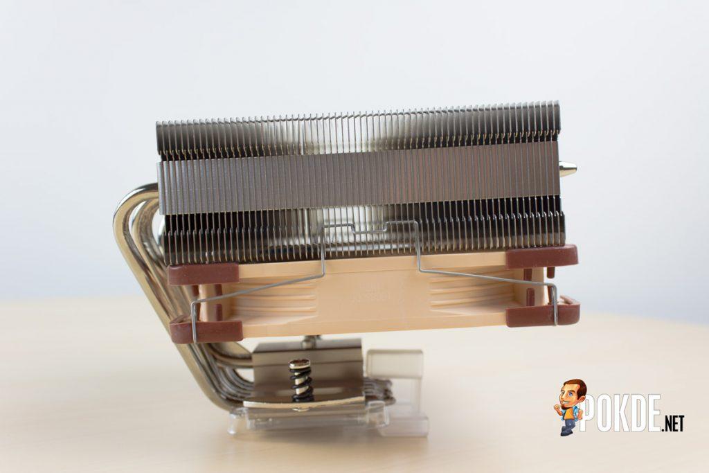 Noctua NH-C14S Low Profile Cooler Review - It's burger time 34