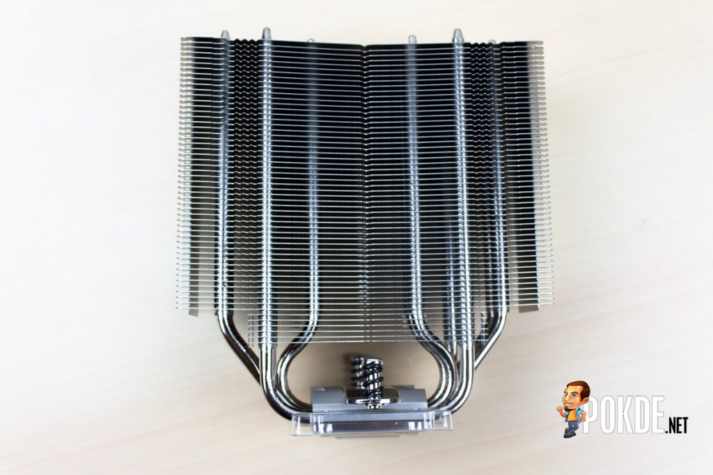 Noctua NH-U14S single tower cooler review — more memory clearance 31