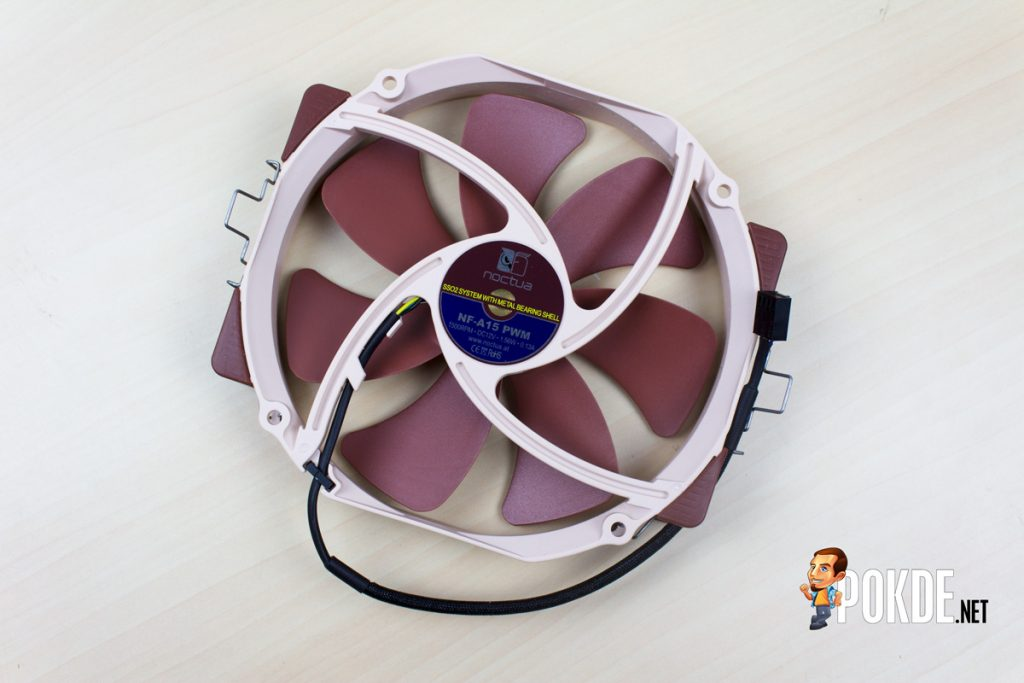 Noctua NH-U14S single tower cooler review — more memory clearance 40