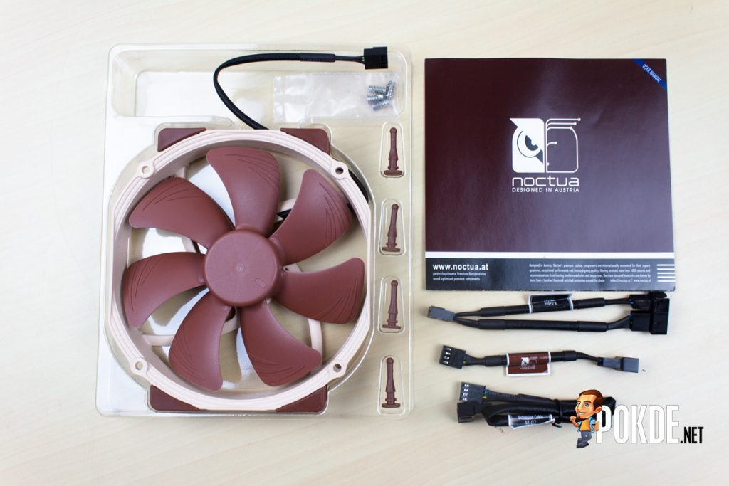 Noctua NH-U14S single tower cooler review — more memory clearance 38