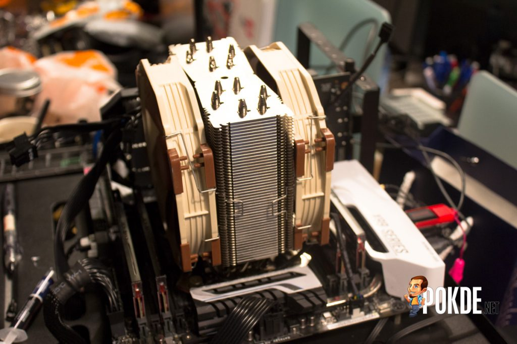 Noctua NH-U14S single tower cooler review — more memory clearance 43