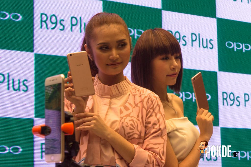 OPPO R9s Plus launched, larger screen priced at RM 2498 – Min Chen not included 28