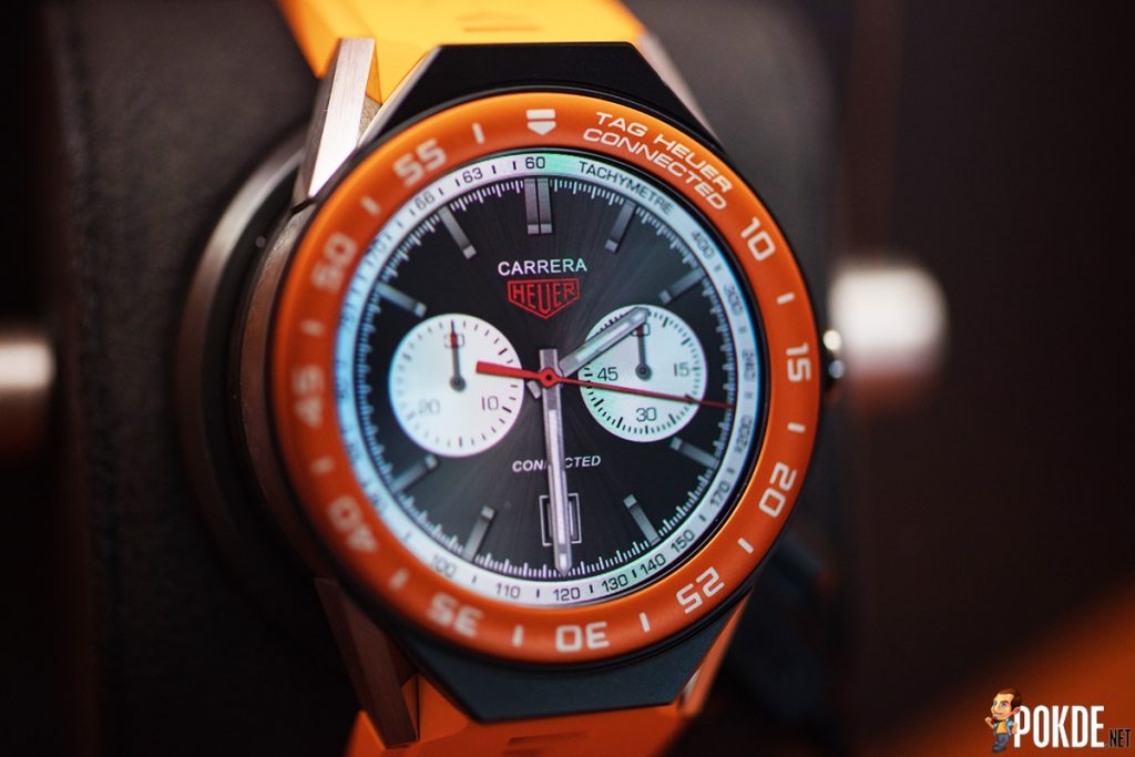 Tag Heuer Connected Modular 45 announced, Intel Atom-powered smartwatch, anyone? 29