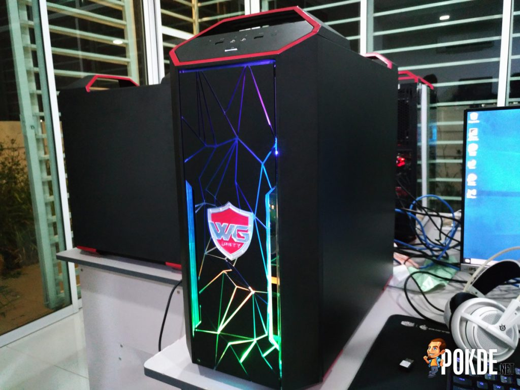 Setting up WG.Unity's Gaming PCs — In collaboration with Cooler Master Malaysia, Tech Critter and ModnGo 30