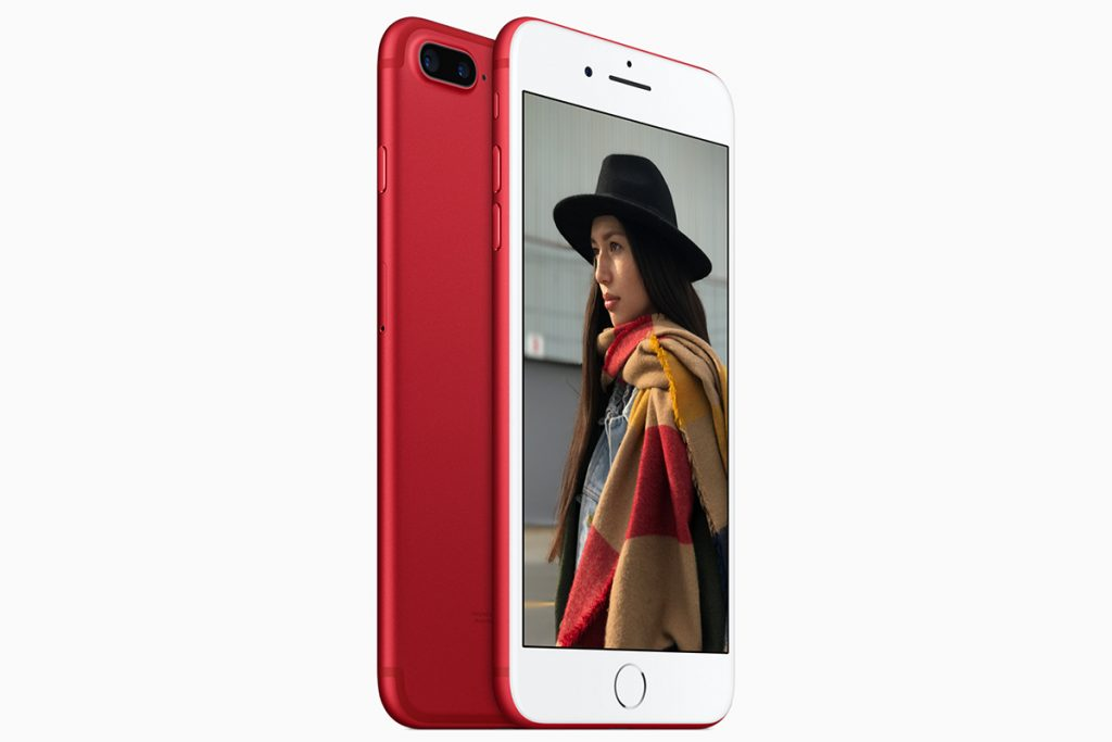 Red iPhone 7 and 7 Plus now available, contribute towards the fight against AIDS 24