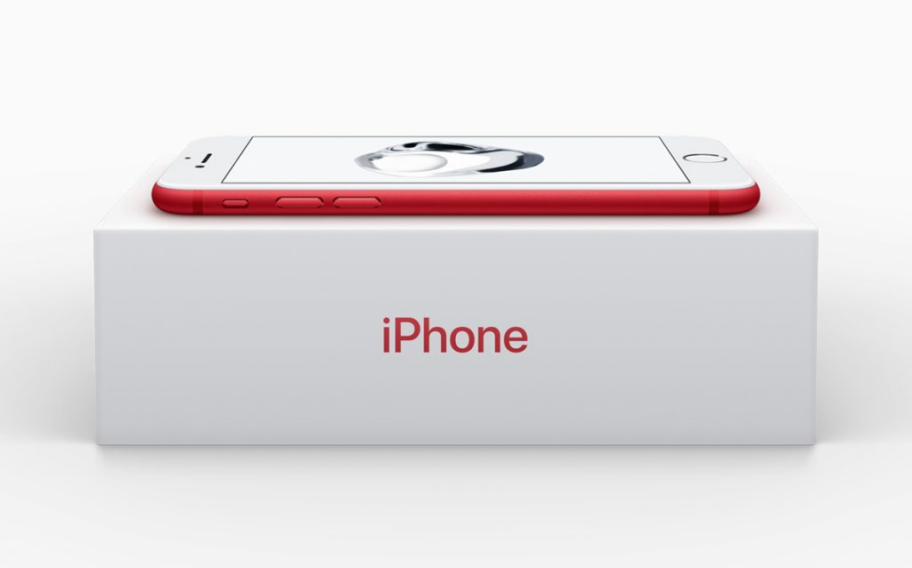 Red iPhone 7 and 7 Plus now available, contribute towards the fight against AIDS 25