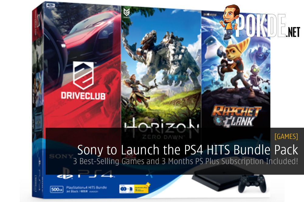 Sony to Launch the PlayStation 4 HITS Bundle Pack; 3 Best ...