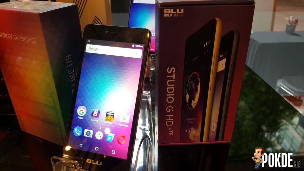 BLU enters Malaysia, expanding footprint with Lazada Malaysia 27