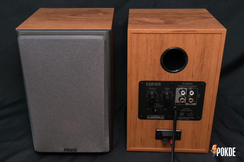 Edifier R1000T4 bookshelf speakers review — We need to go deeper 23
