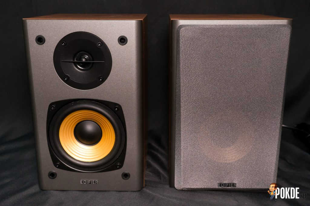 Edifier R1000T4 bookshelf speakers review — We need to go deeper 24
