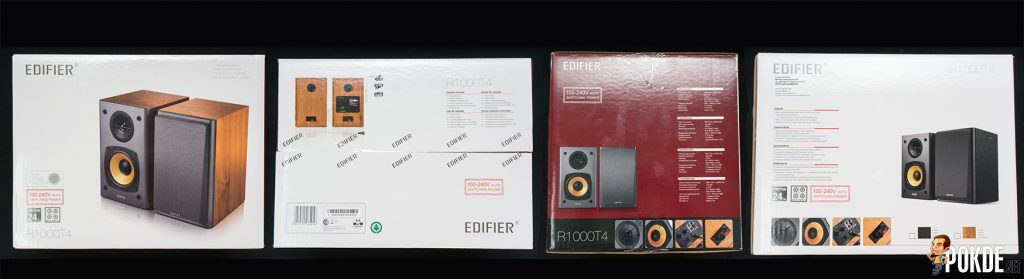 Edifier R1000T4 bookshelf speakers review — We need to go deeper 20