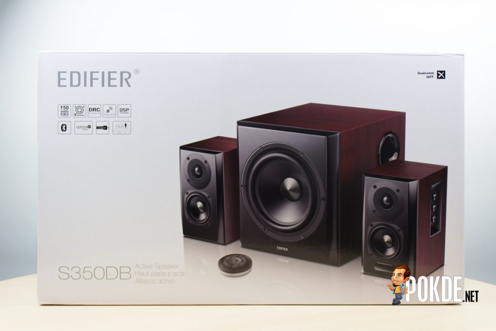 Edifier S350DB Active Speaker review — Sound quality beyond expectations 22