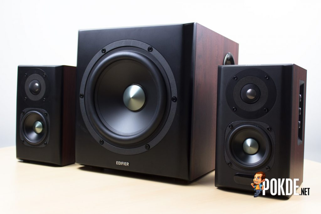 Edifier S350DB Active Speaker review — Sound quality beyond expectations 48