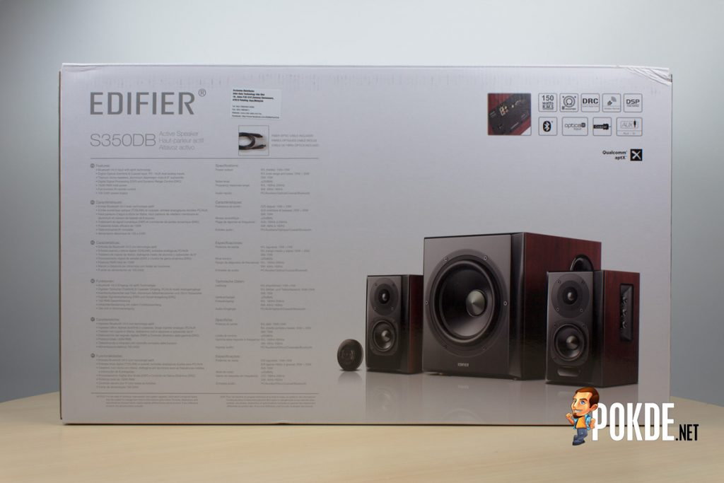 Edifier S350DB Active Speaker review — Sound quality beyond expectations 24