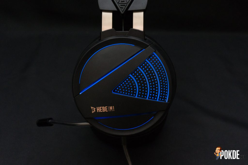 Gamdias Hebe M1 RGB surround sound headset review — lots of features at an affordable price 40