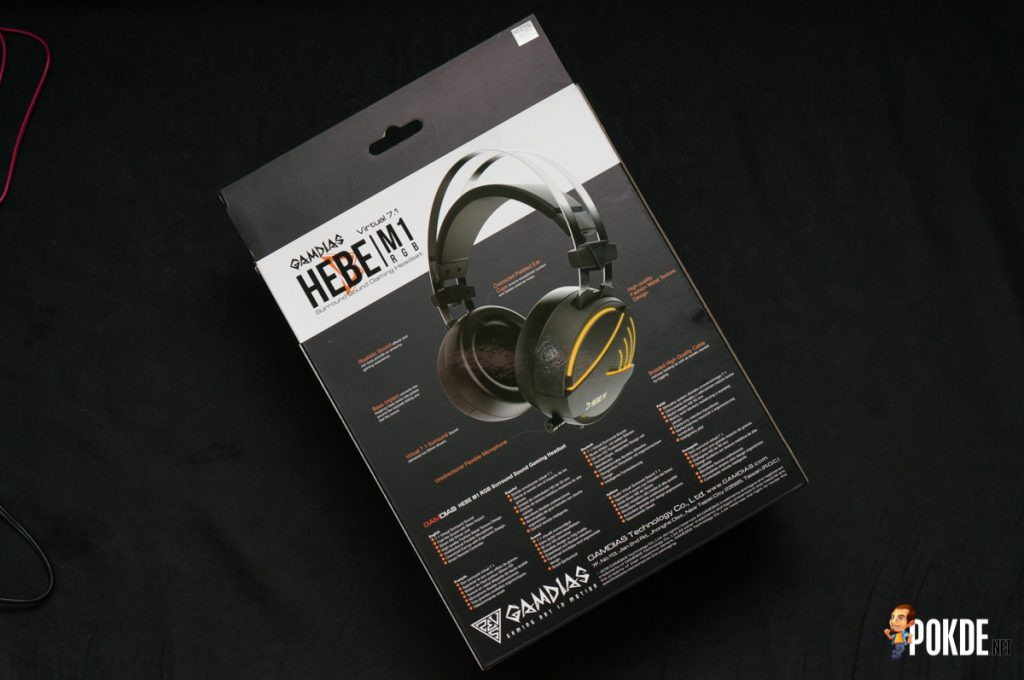 Gamdias Hebe M1 RGB surround sound headset review — lots of features at an affordable price 32