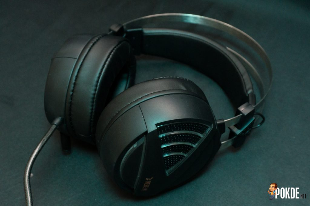 Gamdias Hebe M1 RGB surround sound headset review — lots of features at an affordable price 35
