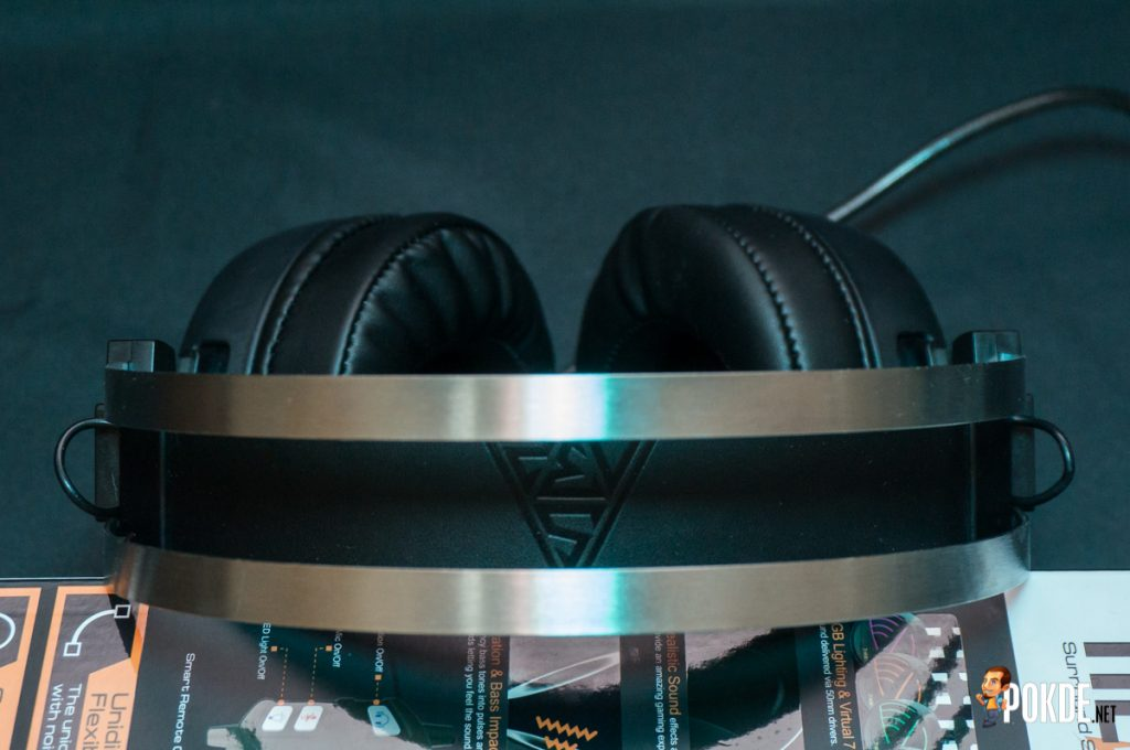 Gamdias Hebe M1 RGB surround sound headset review — lots of features at an affordable price 36