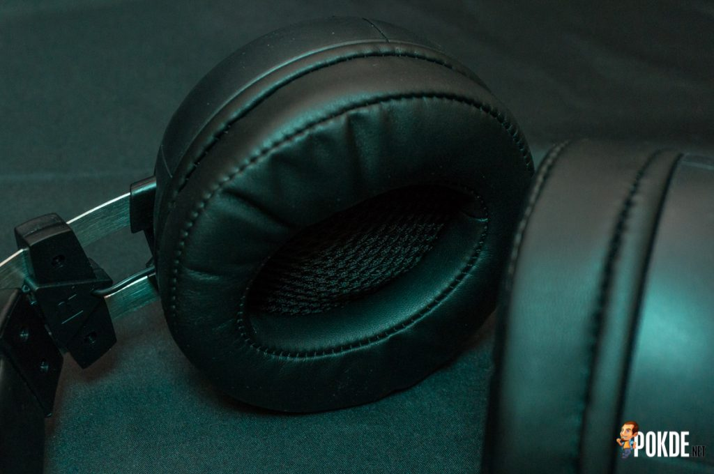 Gamdias Hebe M1 RGB surround sound headset review — lots of features at an affordable price 37