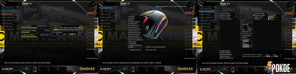 Gamdias Zeus P1 RGB gaming mouse review — high end specifications, without the price 25