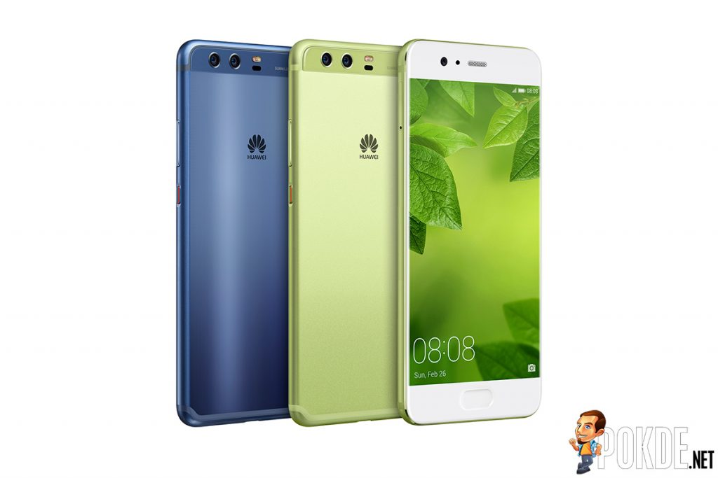 Get the Huawei P10 in Greenery and Dazzling Blue, the most anticipated colors of the year? 24