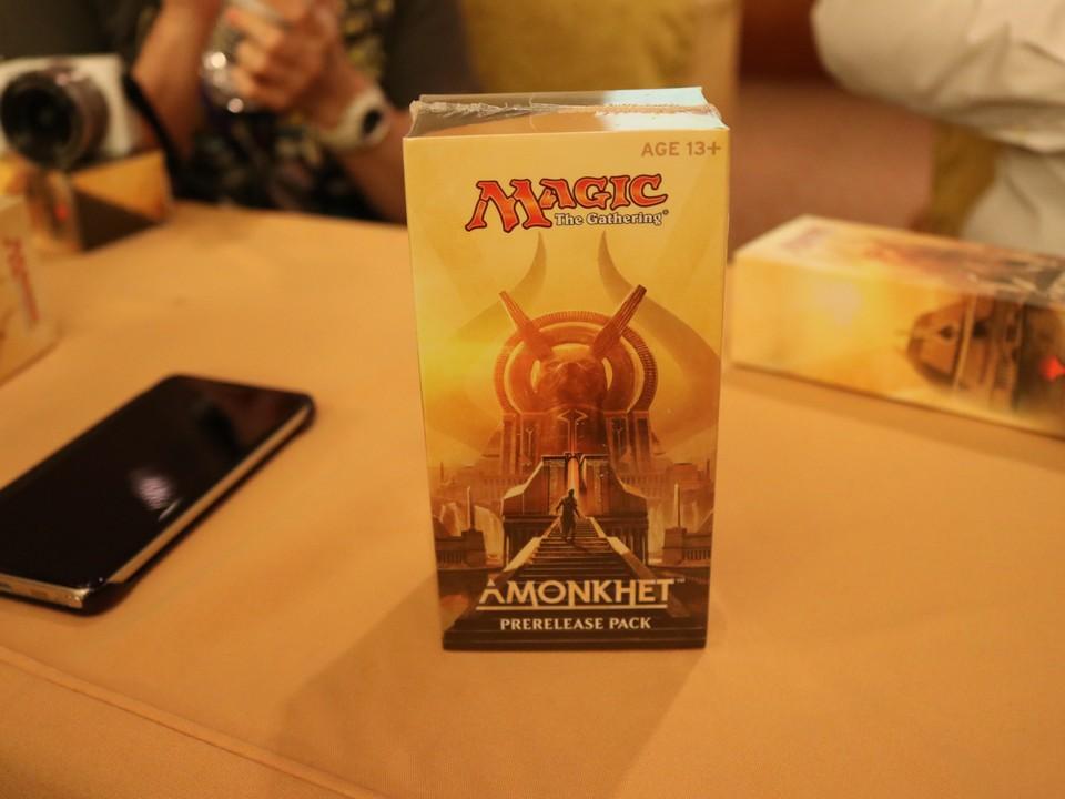 magic: the gathering amonkhet expansion