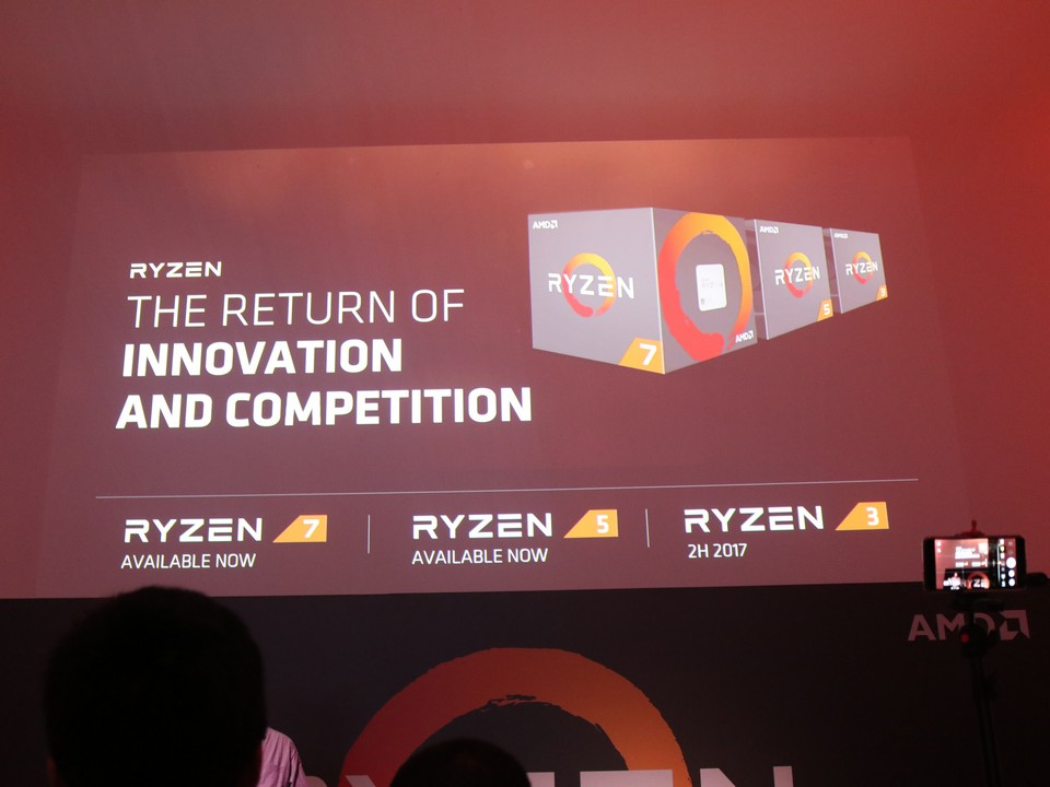 AMD Officially Launches AMD Ryzen in Malaysia; Also Shared About the RX500 Series Lineup 33