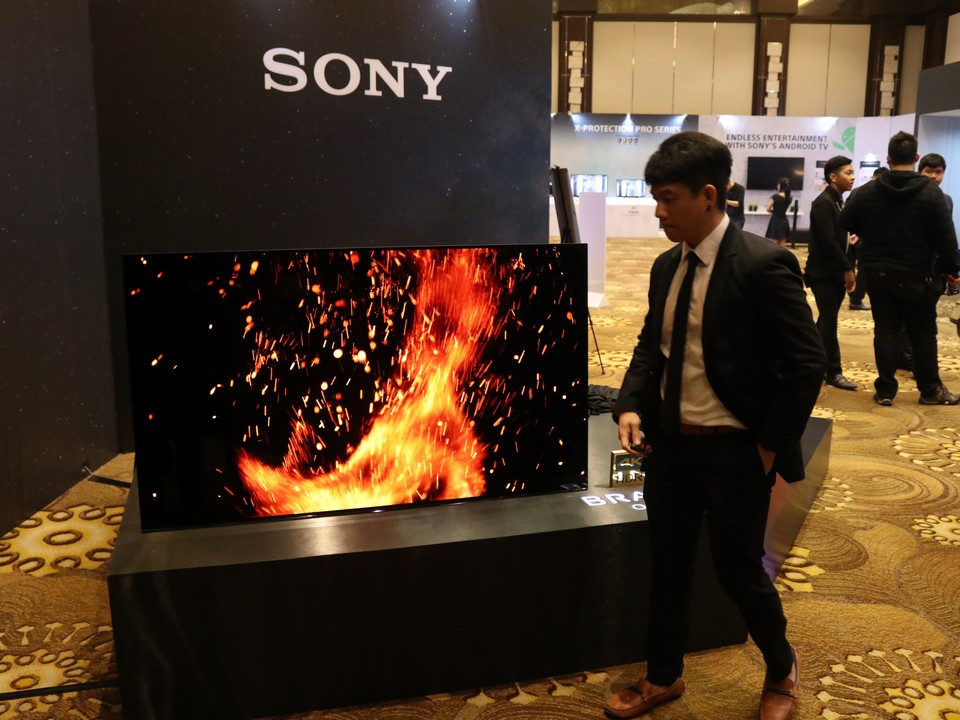 Sony Malaysia Expands 4K HDR TV Lineup; Introduces New X Series and A Series 20