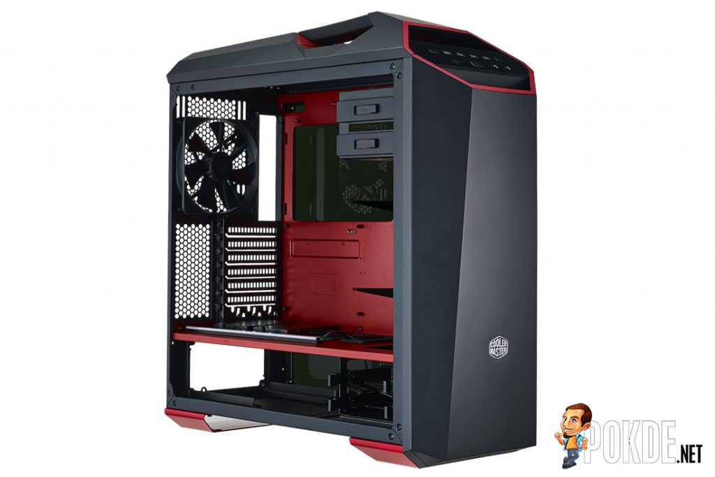 MasterCase Maker 5t lands in Malaysia, LAN party optimized 28