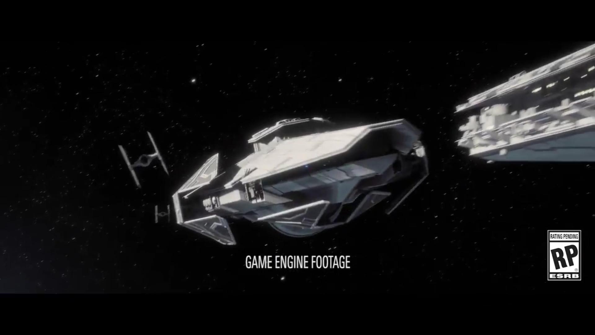 Star Wars Battlefront II Teaser Leaks Online Early 23