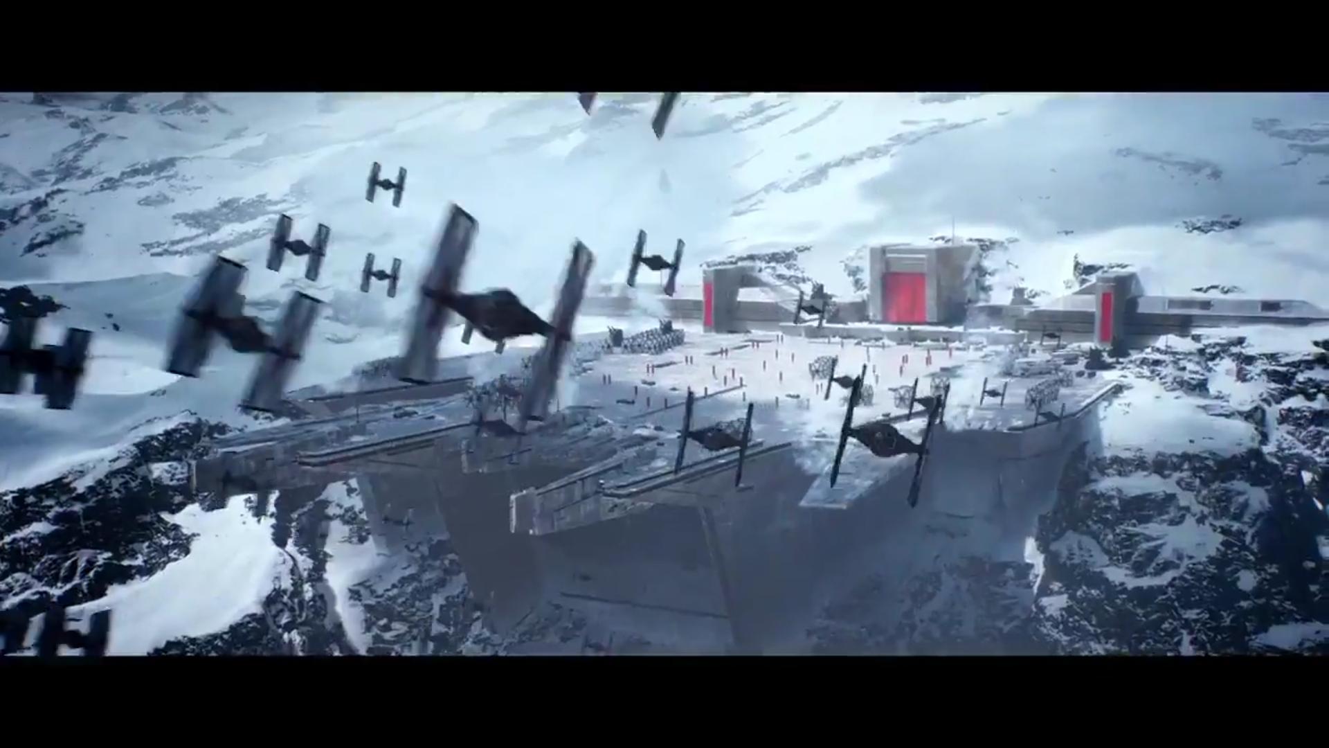 Star Wars Battlefront II Teaser Leaks Online Early 31