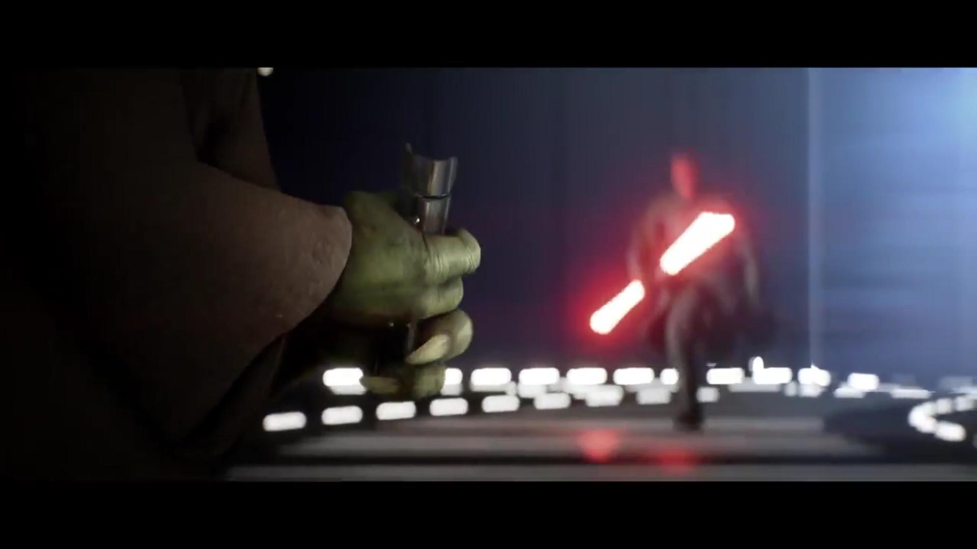 Star Wars Battlefront II Teaser Leaks Online Early 29