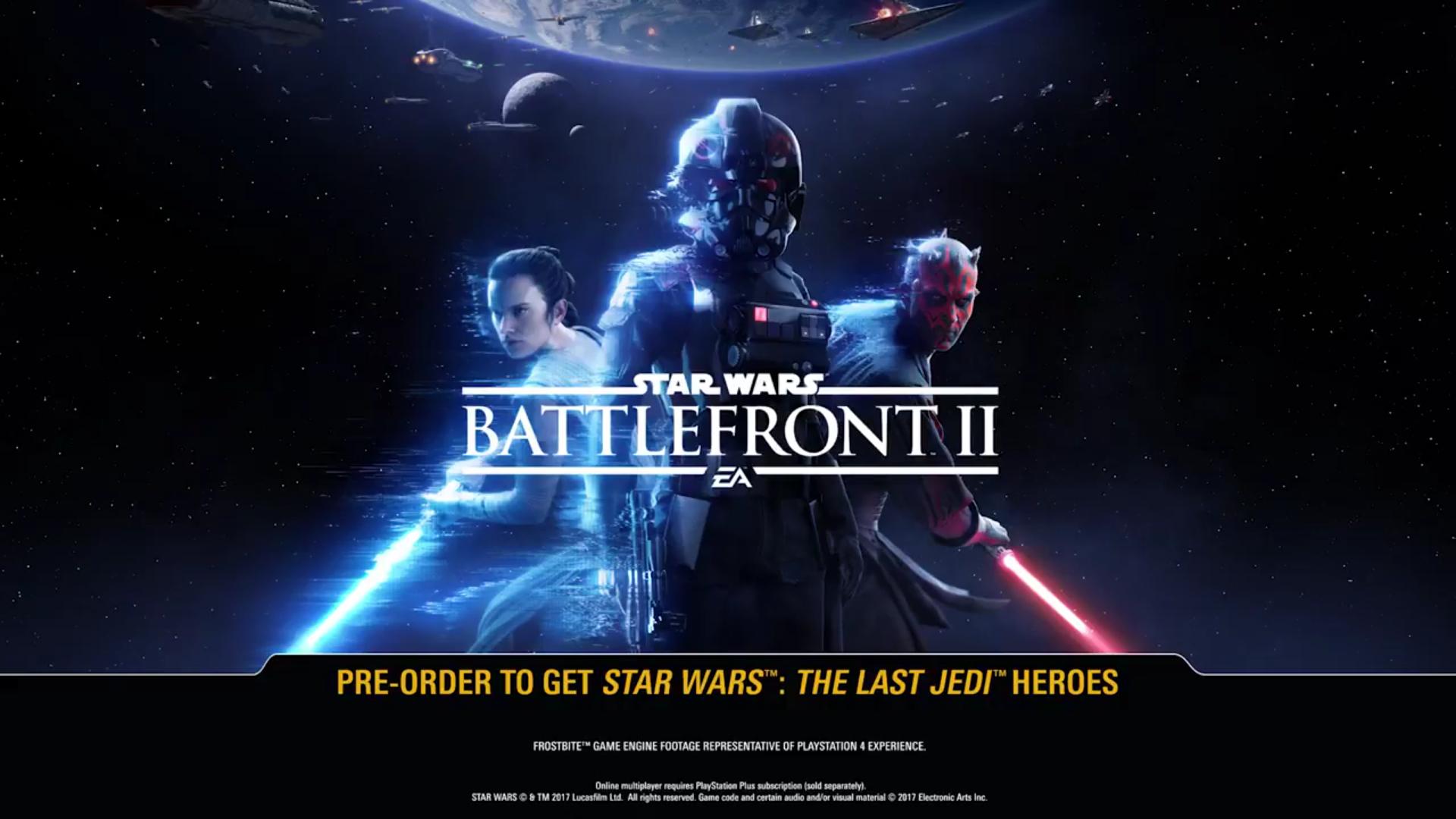 Star Wars Battlefront II Teaser Leaks Online Early 33