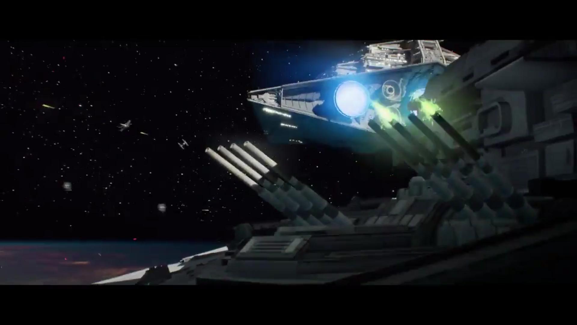 Star Wars Battlefront II Teaser Leaks Online Early 30