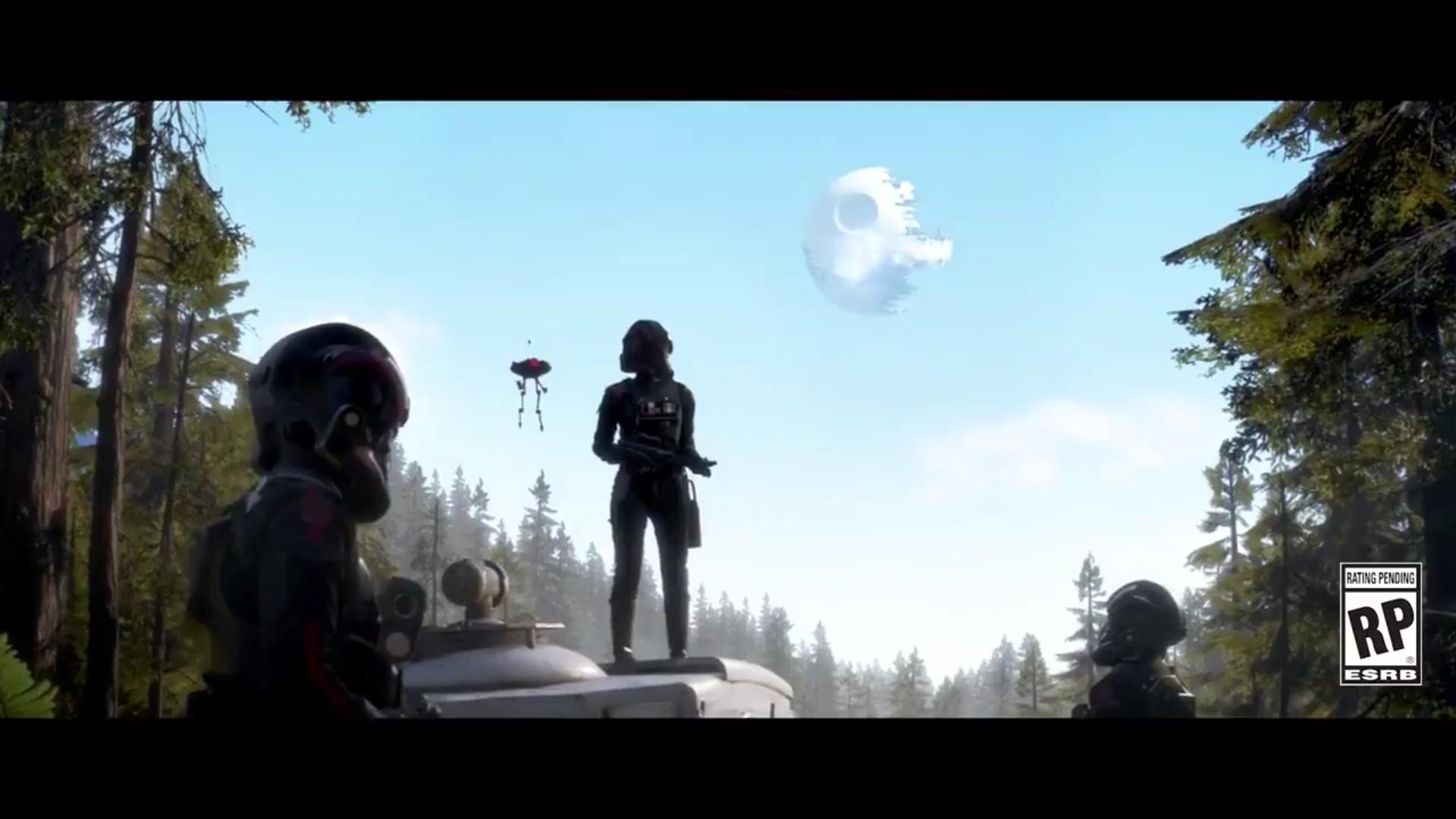 Star Wars Battlefront II Teaser Leaks Online Early 24