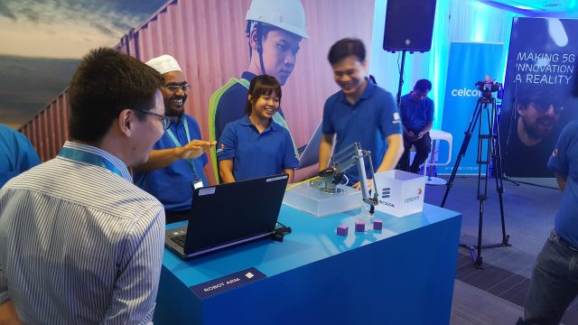 Celcom Conducts First 5G Trial in Collaboration with Ericsson 21