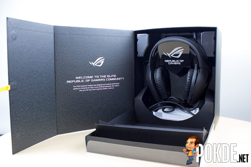 ASUS ROG Centurion 7.1 headset review - Your seventh sense activated! 26