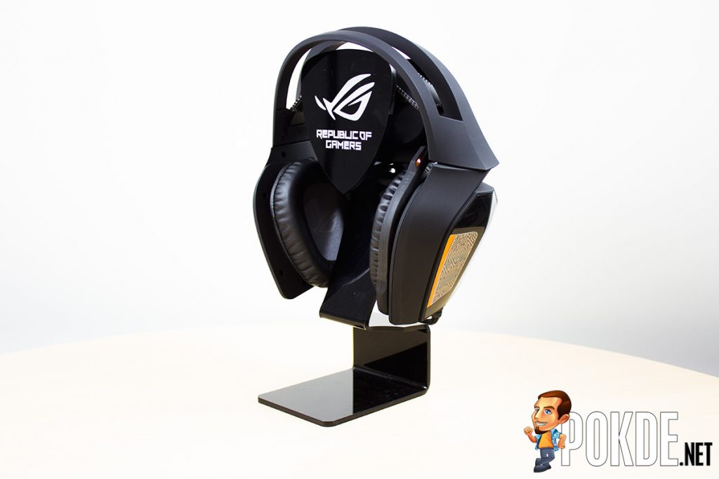 ASUS ROG Centurion 7.1 headset review - Your seventh sense activated! 27