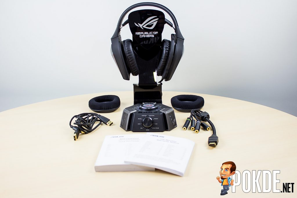 ASUS ROG Centurion 7.1 headset review - Your seventh sense activated! 29