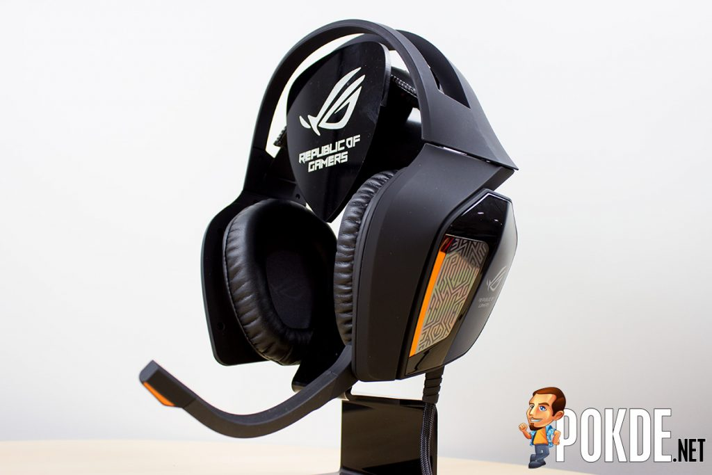 ASUS ROG Centurion 7.1 headset review - Your seventh sense activated! 30