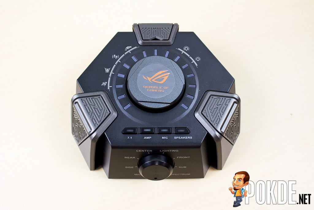 ASUS ROG Centurion 7.1 headset review - Your seventh sense activated! 32